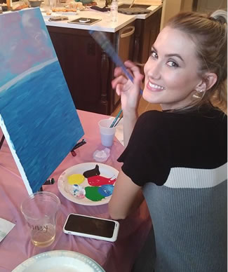 Ladies Night Paint Party